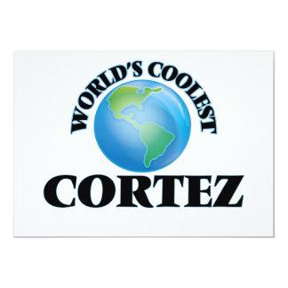 World's Coolest Cortez Cards