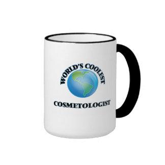 World's coolest Cosmetologist Coffee Mugs