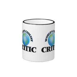 World's coolest Critic Ringer Coffee Mug