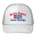 World's Coolest Cuban Grandpa Trucker Hat