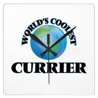World's coolest Currier Clocks