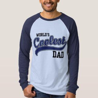 World's Coolest Dad T Shirt