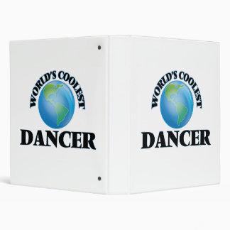 World's coolest Dancer 3 Ring Binders