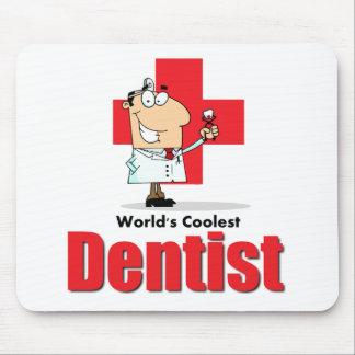 World's Coolest Dentist Mouse Pad