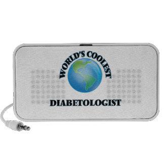 World's coolest Diabetologist Portable Speakers