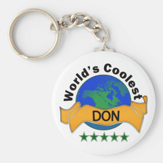 World's Coolest Director Of Nurses Keychain