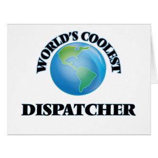 World's coolest Dispatcher Cards