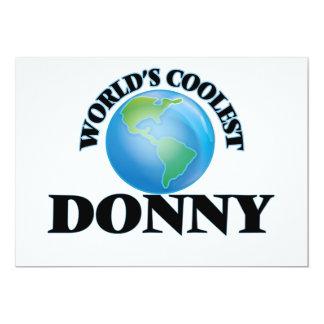 World's Coolest Donny Cards