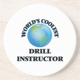 World's coolest Drill Instructor Coasters