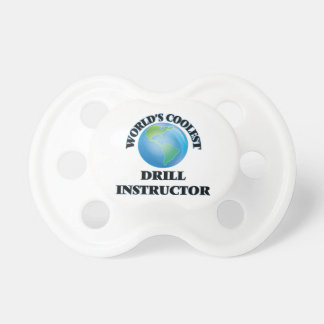 World's coolest Drill Instructor BooginHead Pacifier