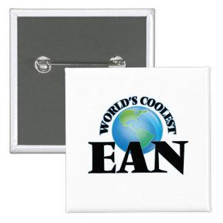 World's Coolest Ean Pins