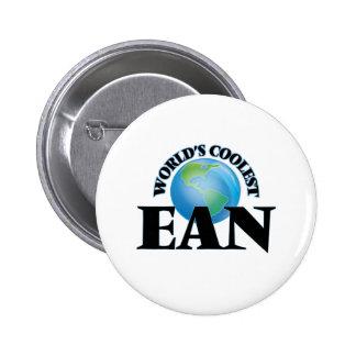 World's Coolest Ean Buttons