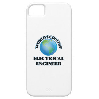 wORLD'S COOLEST eLECTRICAL eNGINEER iPhone 5 Covers