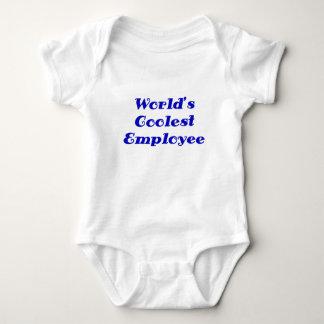 Worlds Coolest Employee T-shirt