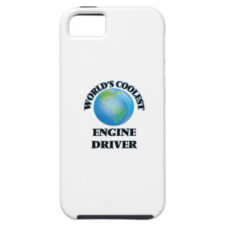 World's coolest Engine Driver iPhone 5 Cover