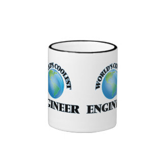 World's coolest Engineer Ringer Mug