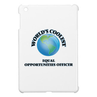 World's coolest Equal Opportunities Officer iPad Mini Covers
