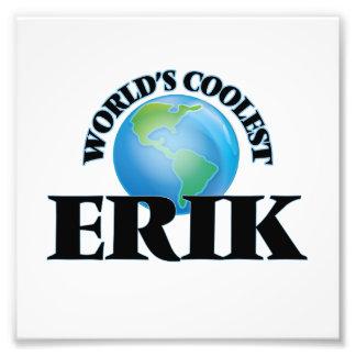 World's Coolest Erik Art Photo