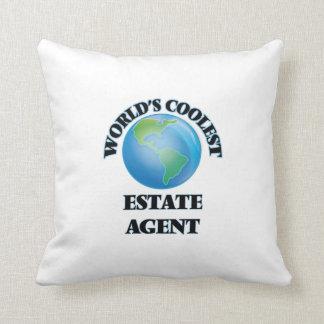 World's coolest Estate Agent Pillows