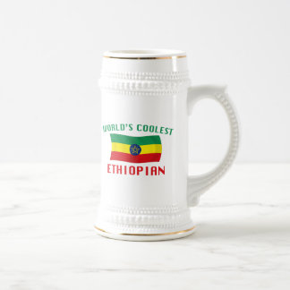 World's Coolest Ethiopian Beer Stein
