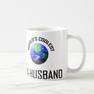 World's Coolest Ex-Husband Mug