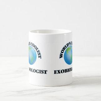 World's coolest Exobiologist Classic White Coffee Mug