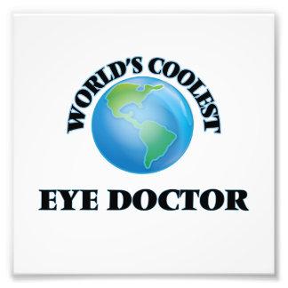 World's coolest Eye Doctor Art Photo