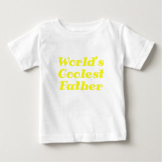 Worlds Coolest Father Tee Shirts