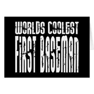 Worlds Coolest First Baseman Card