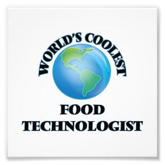 World's coolest Food Technologist Photograph