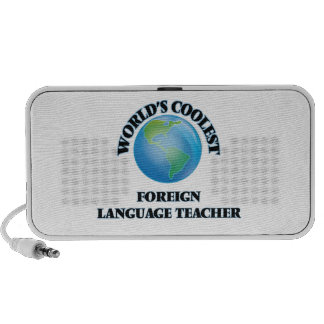 World's coolest Foreign Language Teacher Travelling Speaker