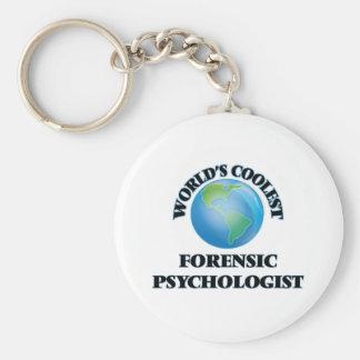 World's coolest Forensic Psychologist Keychain