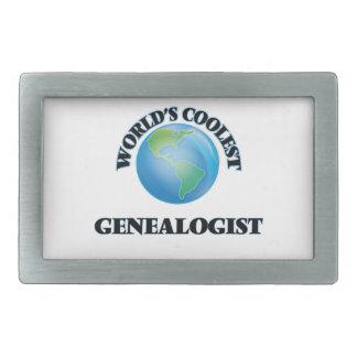 World's coolest Genealogist Belt Buckles