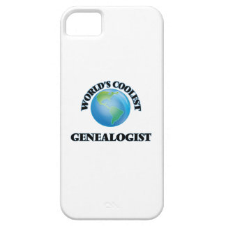 World's coolest Genealogist iPhone 5 Covers