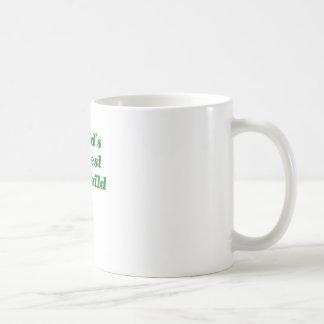 Worlds Coolest Godchild Coffee Mug