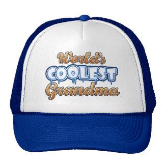 World's Coolest Grandma Trucker Hat