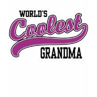 World's Coolest Grandma shirt