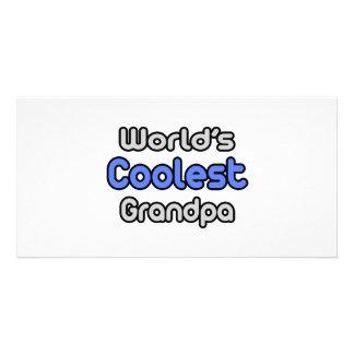 World's Coolest Grandpa Photo Cards