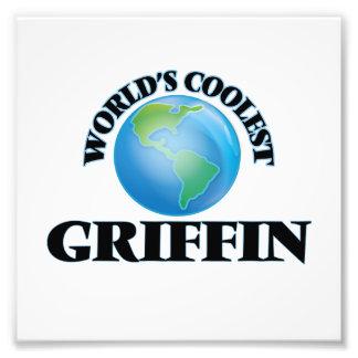 World's Coolest Griffin Photo Art