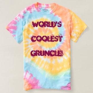 World's coolest Gruncle! T-shirt