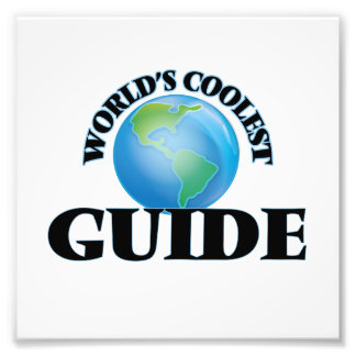 World's coolest Guide Photo