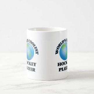 World's coolest Hockey Player Coffee Mug