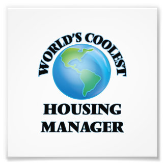 World's coolest Housing Manager Photo