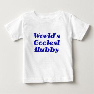 Worlds Coolest Hubby Shirt