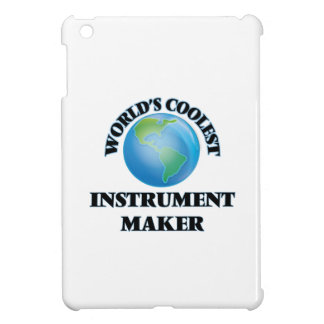 World's coolest Instrument Maker iPad Mini Cases