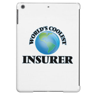World's coolest Insurer Case For iPad Air