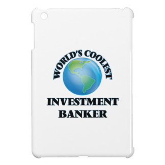 World's coolest Investment Banker iPad Mini Cases