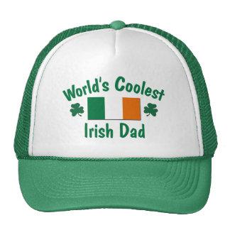 World's Coolest Irish Dad Trucker Hat