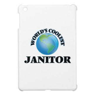 World's coolest Janitor iPad Mini Cases