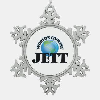 World's Coolest Jett Ornaments